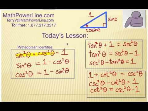 How to Use Trig Identities: Problem Set 3
