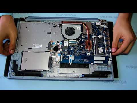 Внутренний обзор ноутбука Lenovo IdeaPad 320 15ISK