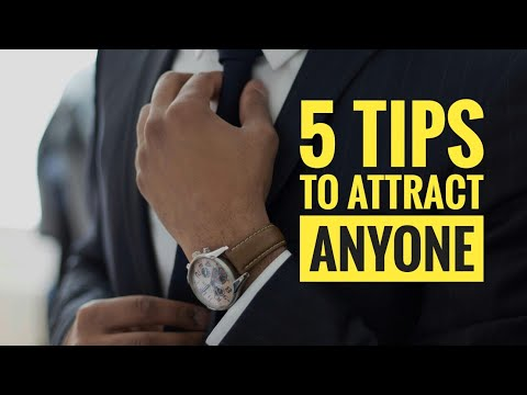 5 Tips to Attract Anyone | Billionaire's Sayings