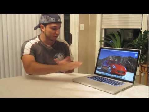 New MacBook Pro Review - 15 inch i7 Ivy Bridge Processor Quad Core (Non Retina)