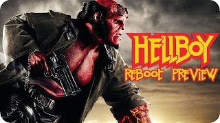 HELLBOY: RISE OF THE BLOOD QUEEN Movie Preview (2018) Who is the Blood Queen?