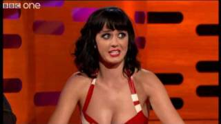 Katy Perry talks about Russell Brand - The Graham Norton Show - BBC One