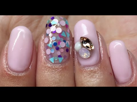 How To Gel Overlay On Top Of Natural Nails