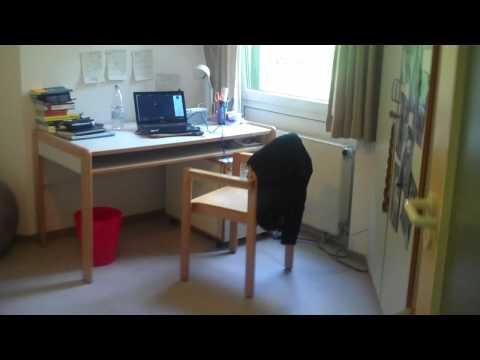 My dorm/apt/student housing in Germany