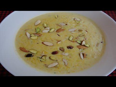 Kaddu Ki Kheer - Pumpkin Kheer - Navratri Special - Ashwati's Kitchen