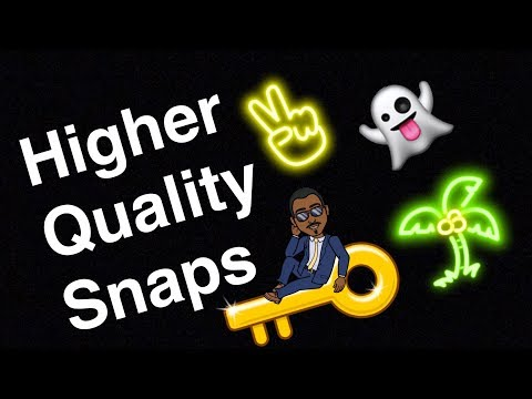 How to Make Higher Quality Videos for Snapchat & Instagram Stories