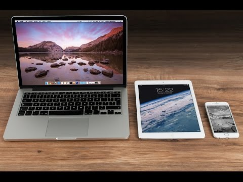 How to Share/Transfer Files Between iPad/iPhone and Laptop/PC - Very Simple (without iTunes)