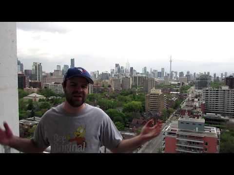 Tour of My Apartment - Downtown Toronto