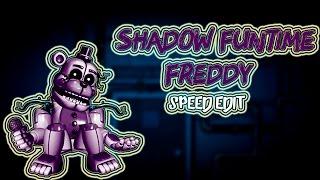 FNAF | Speed Edit] Making Adventure Reaper S Bonnie FROM