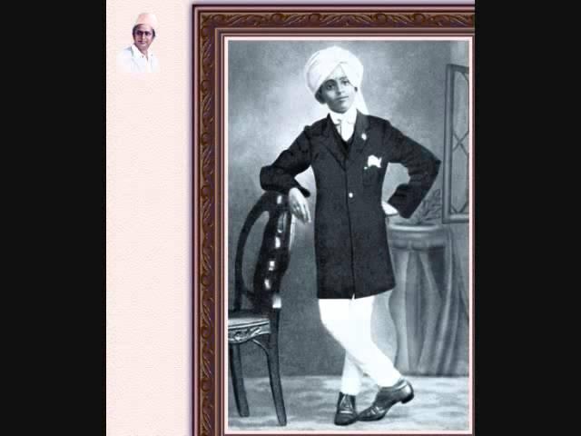 Master Dinanath Mangeshkar - Rati Rang Range Dhyan