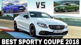 Mercedes Amg C63 S Vs Bmw M4 Vs Audi Rs5 Reviewing Sporty C