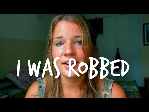 I WAS ROBBED || What Happened
