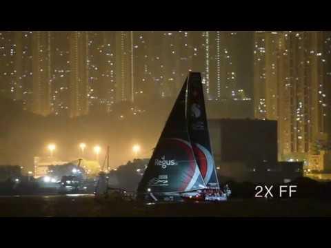 Volvo Ocean Race Hong Kong - Team Sun Hung Kai / Scallywag