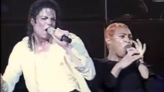 Michael Jackson - Black Or White - HIStory World Tour live in Brunei December 31, 1996