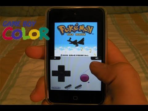 How To Install Gameboy Color Games & Roms On iPhone, iPod Touch, Or iPad - Gameboy4iphone