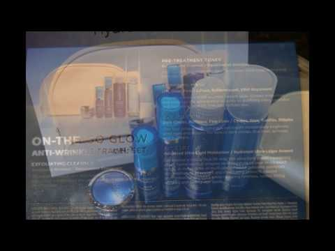 HydroPeptide: On the Go Glow Anti-wrinkle Travel Set #Review #HydroPeptide #Beauty #Skincare