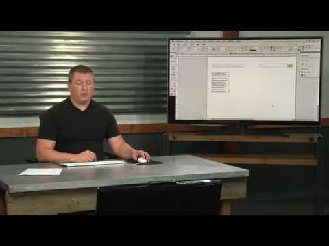 How to Link Text in InDesign