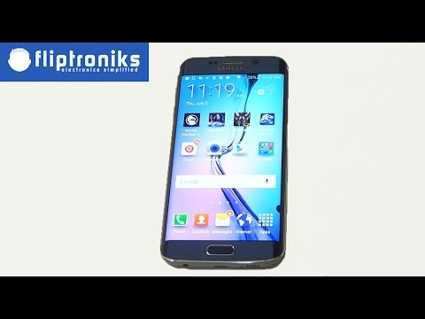 Samsung Galaxy S6 Edge: Text Messaging Using Your Voice - Fliptroniks.com