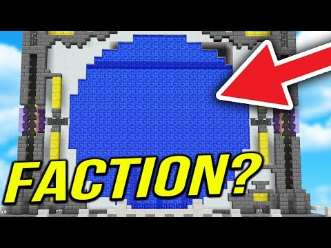 Minecraft FACTIONS Ep. 1 - BRAND NEW FACTIONS SERVER! (District 1)