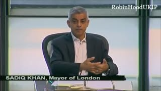 Sadiq Khan refuses to stop terrorist flags on marches in London