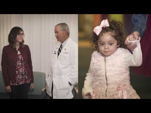 Adult and Toddler Who Share a Liver Meet for the First Time