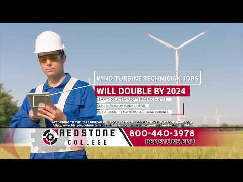 Redstone College | Wind Turbine Technician