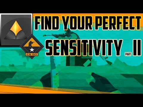 How to find your Perfect Sensitivity Guide 2 | CSGO