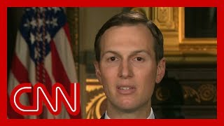 Jared Kushner: Palestinians have blown every opportunity so far