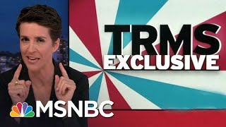 news organizations beware of forged donald trump russia documents rachel maddow msnbc