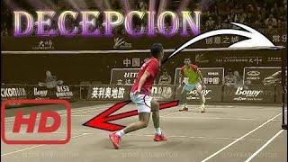Love badminton |  Great DECEPTIONS Badminton - Shuttle Master Part 1