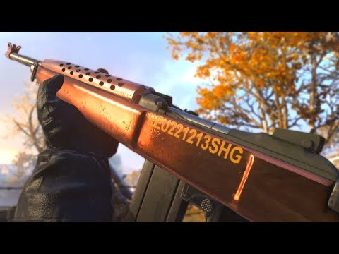 NEW & IMPROVED M1A1 is so NASTY!