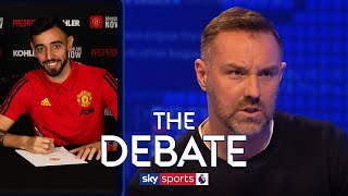 Will Bruno Fernandes be a success at Man United? | The Debate
