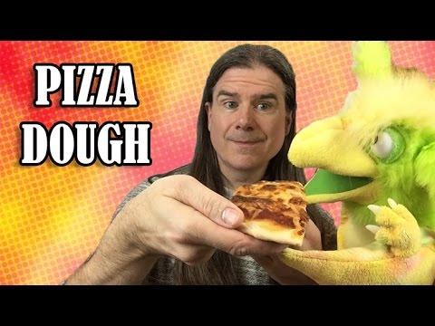 Pizza Dough Recipe: 3 Ingredient Recipes