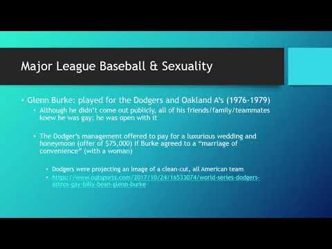 SOCI 3620 - Sport & Sexuality