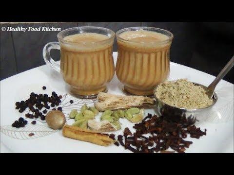 Tea Masala Powder Recipe-Chai Masala Powder Recipe-Masala Tea Recipe in Tamil