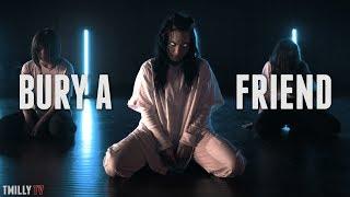 Billie Eilish  Bury A Friend  Choreography By Jojo Gomez