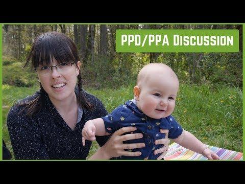 Postpartum Anxiety/Depression (PPA/PPD) Sucks