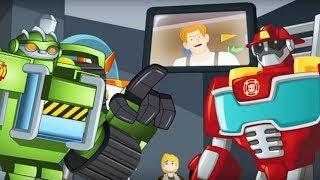 #мультики для детей #Трансформеры Боты Спасатели. Один навсегда. #Мультфильмы для малышей
