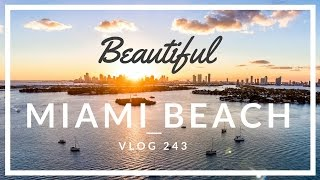 Download SOUTH BEACH FLORIDA - MIAMI BEACH 2016 - MAKING IT HAPPEN - DAILY VLOGGER Video