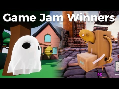 Top 3 Games Of The Let's Create Game Jam #1 [Indie Game Dev]