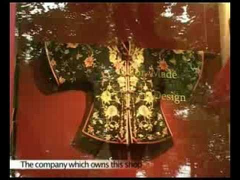 Beijing Tailor Shop Which Sells Traditional Chinese Costumes, Clip 1/3