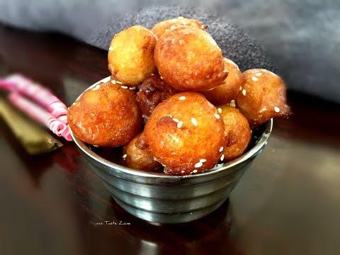 Luqaimat | Arabic Sweet Dumplings Iലുക്കൈമത്ത്