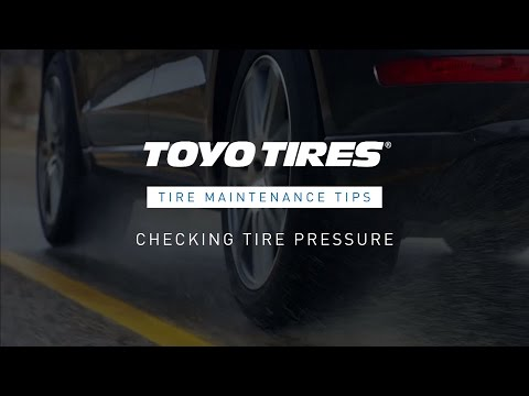 TIRES 101 | How to Check Tire Pressure