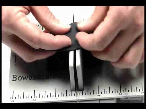 Hair Bow Tutorial Bowdabra Pinwheel Bow