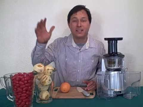 Antioxidant Rich Tomato Orange Juice Recipe Made with the FruitStar Juicer