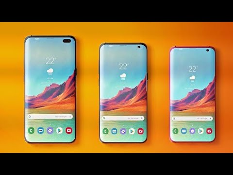 samsung galaxy a8s official video | Samsung Galaxy A8s Official Hands On Review