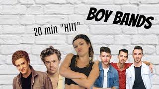 Boy Bands HIIT HOP-The best dance party EVERRRRR