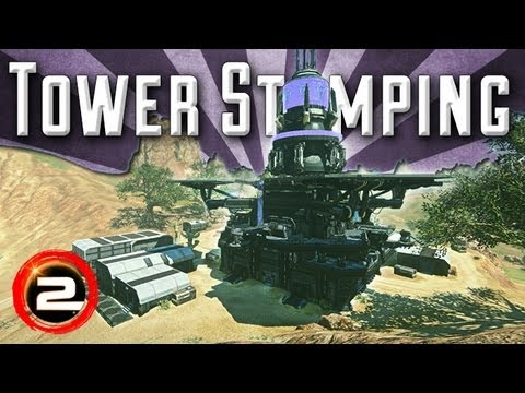 (OUTDATED) Tower Stomping Tutorial (Advanced Strategy) - PlanetSide 2
