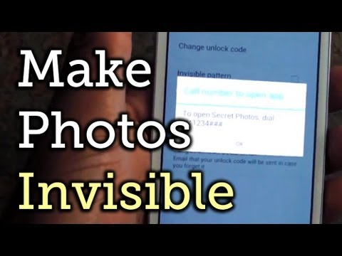 Securely Hide, Lock, & Back Up Private Photos & Videos on Your Samsung Galaxy S3 [How-To]