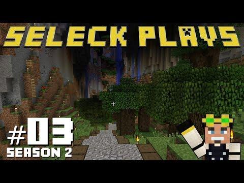 Minecraft 1.7.2 | Cloud Town | S2 Ep. 3 | Fancy Valley Floor